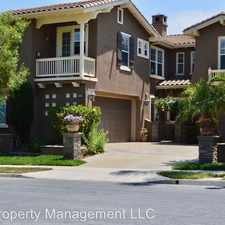 Rental info for 6604 Colina Puesta in the San Clemente area