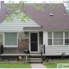 Rental info for 3 Bedroom 1 Bath house to rent. Section 8 Accepted. in the Redford area