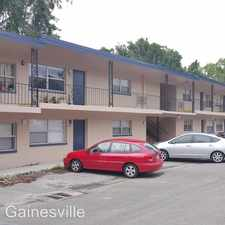 Rental info for SW 5th Avenue in the Gainesville area