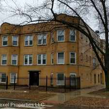 Rental info for 4155 W Henderson St. in the South Old Irving Park area