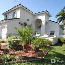 Rental info for $2800 4 bedroom House in Dania Beach in the Hollywood area