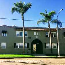 Rental info for 1527 Junipero Ave. - 19 in the Long Beach area
