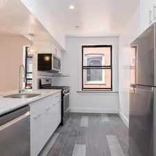 Rental info for 973 Montgomery Street #1F in the East Flatbush area