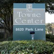 Rental info for Towne Center
