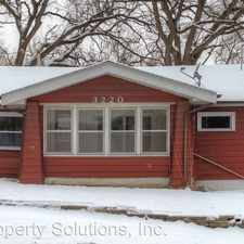 Rental info for 3220 South Union St