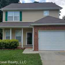 Rental info for 6925 Brachnell View Dr in the West Sugar Creek area