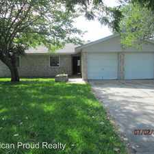 Rental info for 1600 Blue Bird Drive in the Harker Heights area