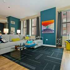 Rental info for Randolph Tower City in the The Loop area