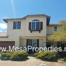 Rental info for Gorgeous 4 bedroom, 4 bathroom home in Victorville!