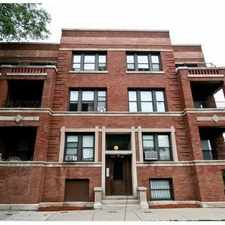 Rental info for 5300 S Michigan Ave