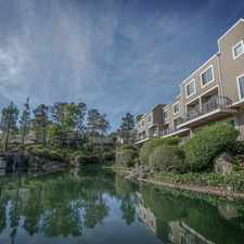Rental info for Serenity at Larkspur in the San Rafael area