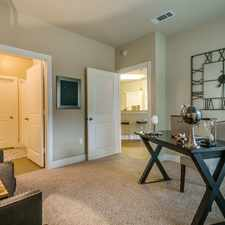 Rental info for District at Greenville in the Dallas area