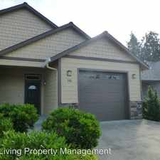 Rental info for 104 Willow Pointe Loop