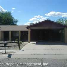 Rental info for 7105 N. Northlight Drive
