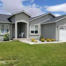 Rental info for 1014 Pepper Lane in the Fernley area