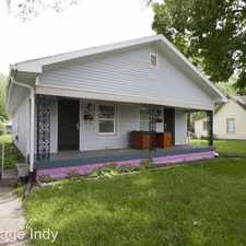 Rental info for 237 S Oakland Street in the Indianapolis area