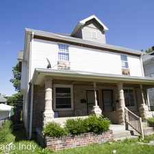 Rental info for 3535 N Illinois Street in the Indianapolis area