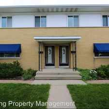 Rental info for 8437 22nd Ave in the Pleasant Prairie area