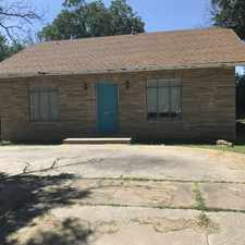 Rental info for 2119 17th in the Lubbock area