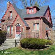 Rental info for 14852 Piedmont in the Rosedale Park area