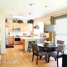 Rental info for 91-248 Lukini Pl.,