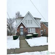Rental info for Cozy Lower Flat on Wadsworth in the Detroit area