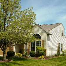 Rental info for Indianapolis SE side - 3 bed with 2 car garage fenced yard in the I65-South Emerson area