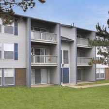 Rental info for Meridian Meadows Apartments in the Okemos area