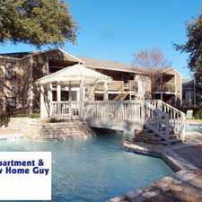 Rental info for 1947 Larkspur Drive in the San Antonio area