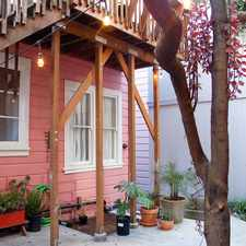 Rental info for Oak St & Laguna St in the Hayes Valley area