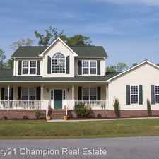 Rental info for 222 Crooked Creek Rd.