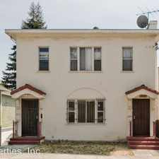 Rental info for 2204 13th Avenue in the Oakland area