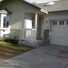 Rental info for 486 Len Circle in the Reno area