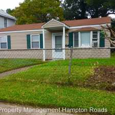 Rental info for 1410 W. 39th Street in the Lamberts Point area