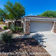 Rental info for 2108 E Valencia Dr