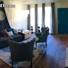 Rental info for $1199 1 bedroom Townhouse in Dallas County Richardson in the Dallas area