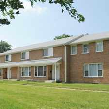 Rental info for Pangea Park Townhomes in the Park Forest area