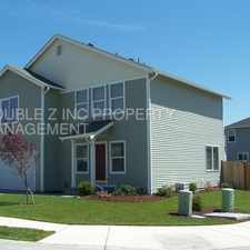 Rental info for Nice Beautiful 3 Bedroom Home in Puyallup!!