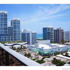 Rental info for 401 Northwest 69th Street #1001 in the Miami area