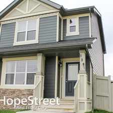 Rental info for 838 Panatella Blvd. NW - 3 Bedroom House for Rent in the Evanston area