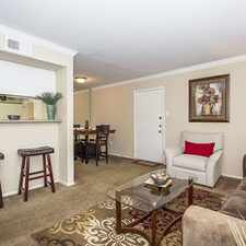 Rental info for Portofino Landing in the Houston area