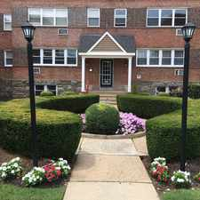Rental info for Ardleigh Gardens in the East Germantown area
