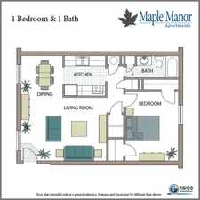 Rental info for Maple Manor