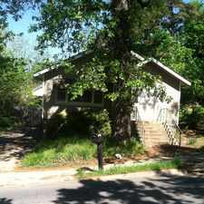 Rental info for 820 Garland Ave in the Fayetteville area