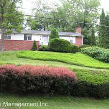 Rental info for 137 WARWICK DRIVE in the Upper St. Clair area
