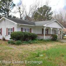 Rental info for 786 Old Whiteville Road in the Lumberton area