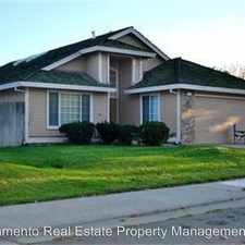 Rental info for 7676 Eagle Point Way in the Antelope area