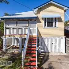 Rental info for Queenslander in Central Location - Pet friendly house