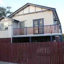 Rental info for LARGE PET FRIENDLY HOUSE!! in the Brisbane area