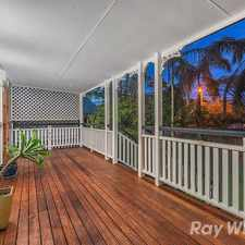 Rental info for Executive Family Home